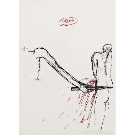 WALTER PICHLER (1936 DEUTSCHNOFEN - 2012 WIEN) TRAUM, 1971