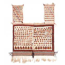 Qashqai horse cover
