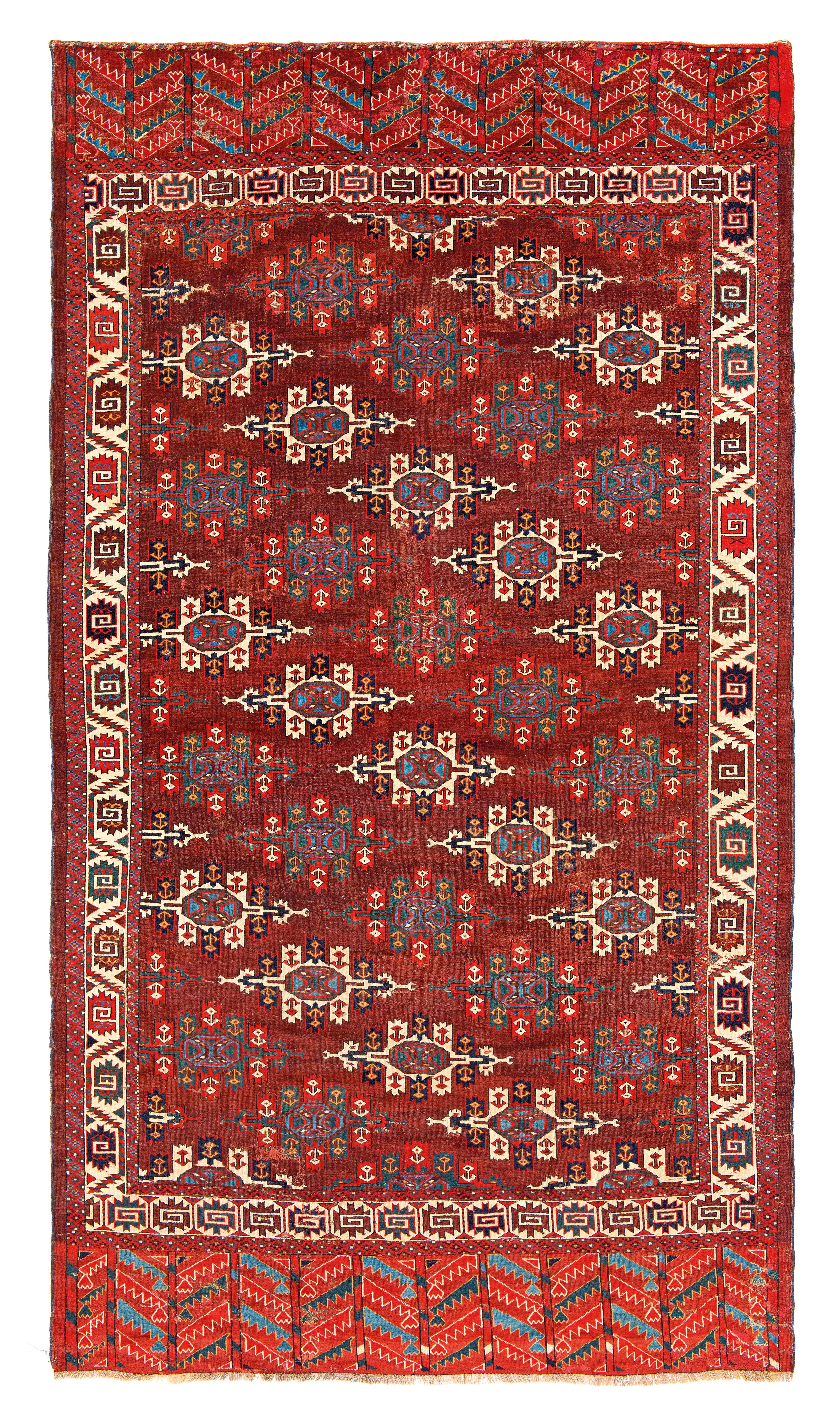 Yomut Main Carpet Austria Auction Private Sale