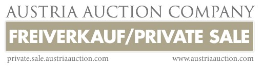 AUSTRIA AUCTION PRIVATE SALE